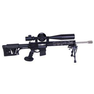AR Neoprene Rubber Adjustable Sniper Grip