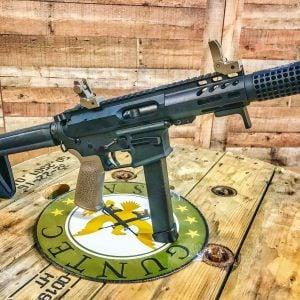 AR 9mm Micro Slip Over Socom Style Fake Suppressor (Gen 2)