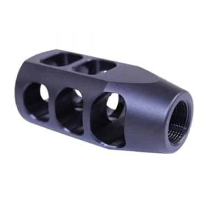 .50 Beowulf Multiport Steel Compensator (Gen 2) (Anodized Black)