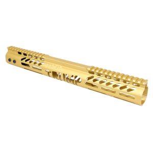 "AR-15 'Trump MAGA Series' Limited Edition 15"" Free Floating M-LOK Handguard (Gen 2) (Anodized Gold)"