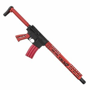 AR-15 'Trump Maga Series' Limited Edition Complete Furniture Set (Gen 2) (Anodized Red)