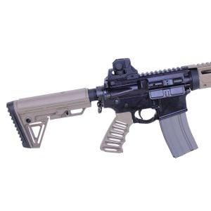 Ultralight Series Skeletonized Aluminum Pistol Grip (Flat Dark Earth)