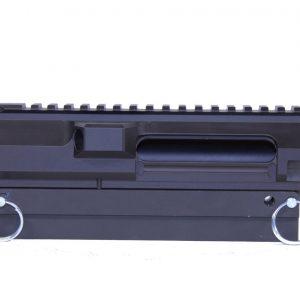 Dual AR 5.56 / .308 Cal Upper Receiver Aluminum Vise Block