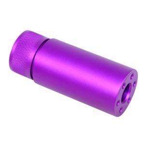 AR-15 3.0'' Fake Suppressor (Anodized Purple)