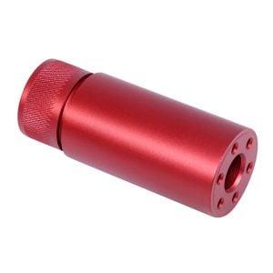AR-15 3.0'' Fake Suppressor (Anodized Red)