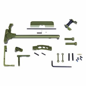 AR-15 Accent Kit (Anodized Green)