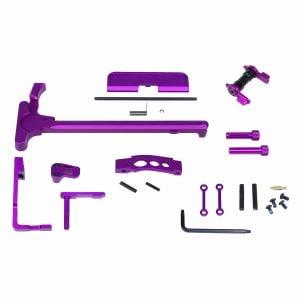 AR-15 Accent Kit (Anodized Purple)