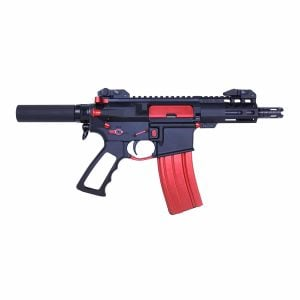 """5.5"""" 5.56mm 1:5 Twist Contour 4150 Barrel With Gas Tube"""