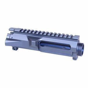 AR-15 Stripped Billet Upper Receiver (Anodized Grey)