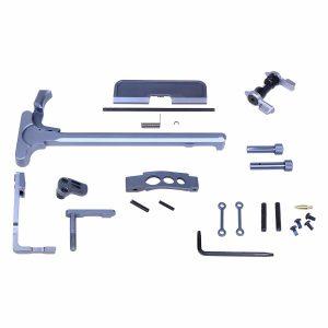 AR-15 Accent Kit (Anodized Grey)