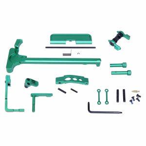 AR-15 Accent Kit (Anodized Irish Green)