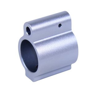 AR-15 Aluminum Low Profile .750 Gas Block (Anodized Grey)