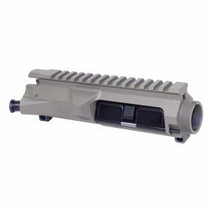 AR-15 Stripped Billet Upper Receiver  (Assembled) (Flat Dark Earth)